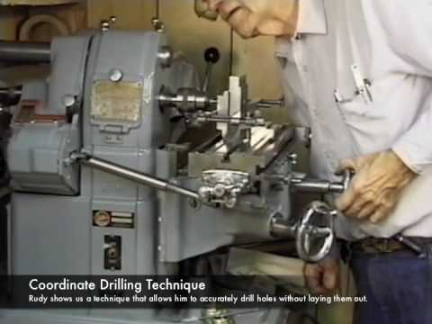 Operating an Atlas Horizontal Milling Machine (a Review)