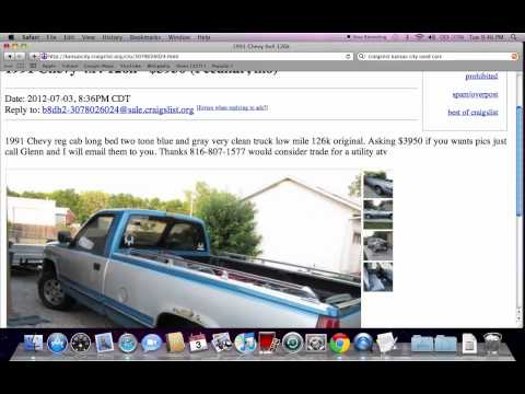 Cars For Sale Kansas City Missouri Craigslist