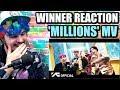 WINNER   'MILLIONS' MV | MY FIRST WINNER COMEBACK! | REACTION!!