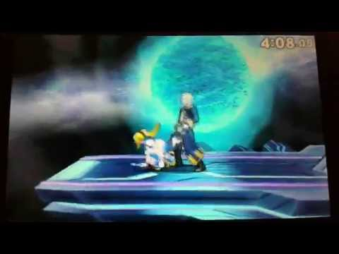 Zero Suit Samus Infinite - SSB4 3D PATCHED**