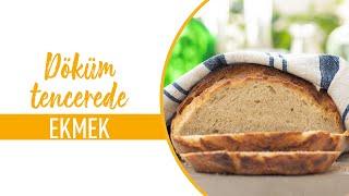 Döküm Tencerede Ekmek Nasıl Yapılır? I Ekmek Tarifi