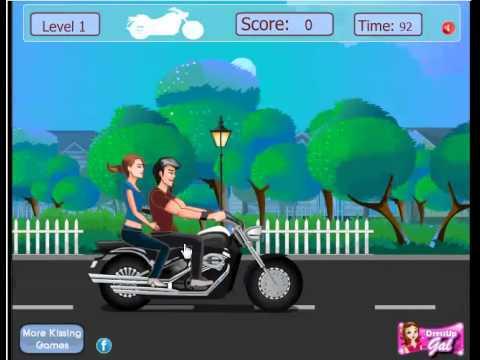 เกมส์จูบบนถนน