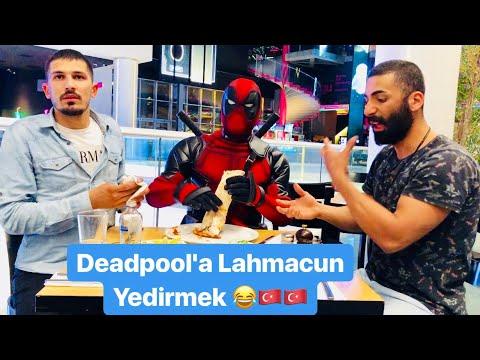 Deadpool ' a Kiz Kaçirtmaya Çalişan Çilgin Türkler 😂😂 ( Deadpool 2 )