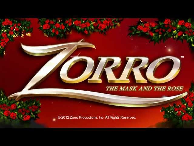 Zorro™: The Mask and the Rose