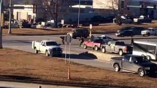 Car chase in rapid city