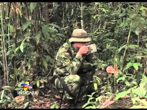 Soldado profesional cuenta lo difícil que es patrullar en la selva del Guaviare
