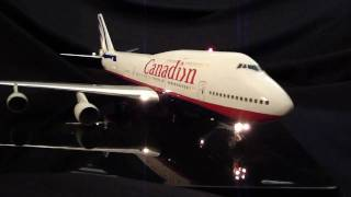 Canadian Airlines 747