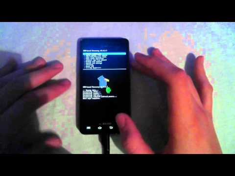 Samsung Galaxy S II AT&T Edition I777 (How To Flash Stock Firmware)