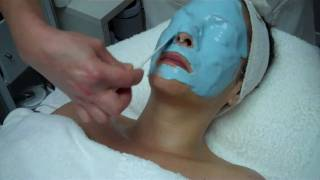 Facial Video 3 of 4, krausespa.com, massagecollege.org,