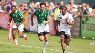 """Carlin Isles - Highlights 2013 """"Fastest Rugby Player"""""""