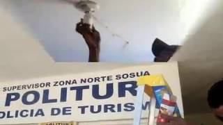1,000,000 watts saved at the Sosua Police Station