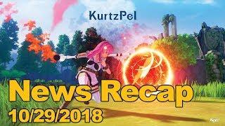 MMOs.com Weekly News Recap #171 October 29, 2018