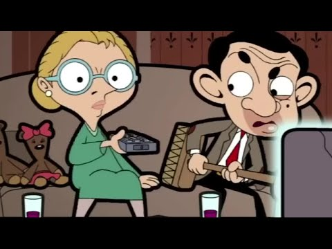 Mr Bean Full Episodes & Bean Best Funny Animation Cartoon for Kids & Children w/ Movies for Kids