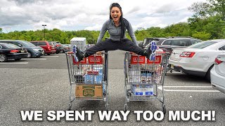 The MOST Epic Costco Run!