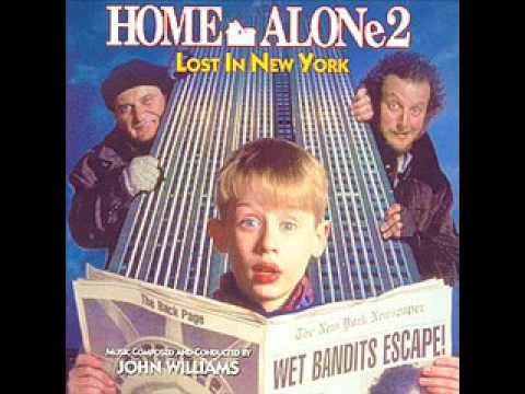 Home Alone 2 soundtrack - All Alone for Christmas Video