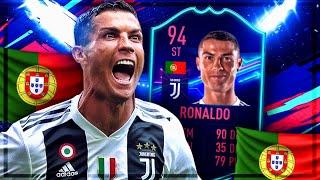 FIFA 19: OTW Ronaldo Squad Builder BATTLE 🔥🔥