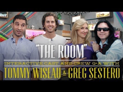 Tommy Wiseau & Greg Sestero (THE ROOM) LIVE with Beth and Videogum - 8/3/12 (Full Ep)