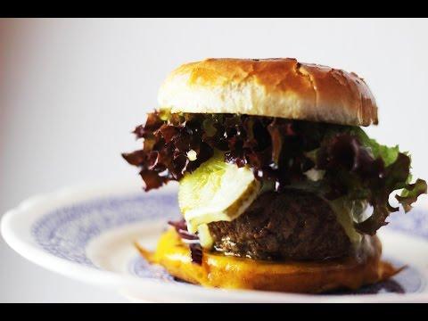 Der ultimative Cheeseburger #yummypilgrim
