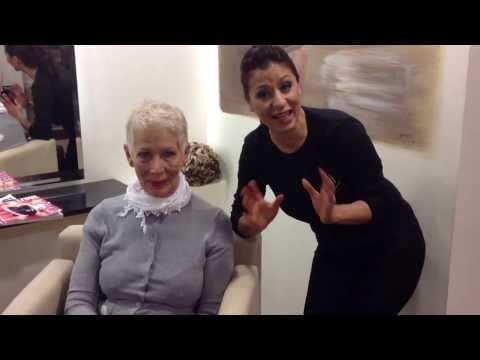 Extreme Makeover James Bond M Judi Dench   - vorher nachher