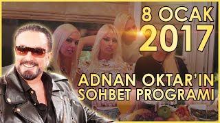 Adnan Oktar'ın Sohbet Programı 8 Ocak 2017