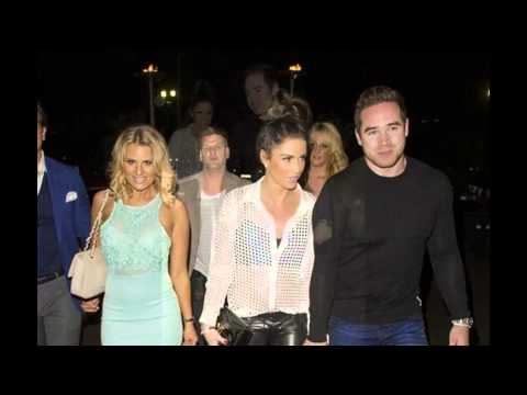 Katie Price and Kieran Hayler enjoy double date night with TOWIE's Danielle Armstrong