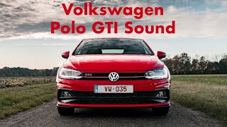 2018 Polo GTI Pure Exhaust Sound: Revs & Braps