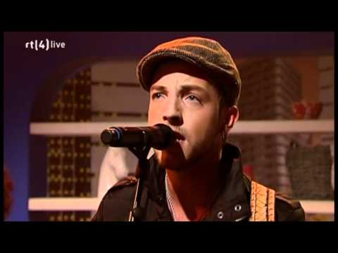 James Morrison- Nothing Ever Hurt Like You (live Life 4 You 11-10-2009)