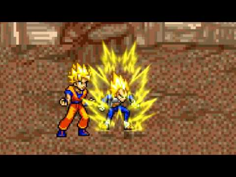Goku Vs. Broly Part 2 video