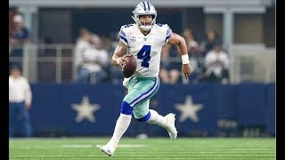 Dak Prescott | 2018-19 Highlights ᴴᴰ