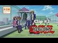 Yu Gi Oh! THE DARK SIDE OF DIMENSIONS (Clip #3)