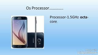 Samsung Galaxy S6 SM-G920V 32GB Sapphire Black Smartphone for Verizon