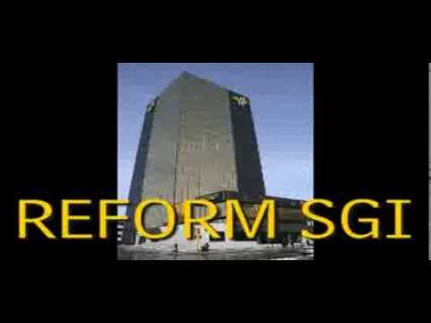 Focus On SGI - Saskatchewan's Secret Police
