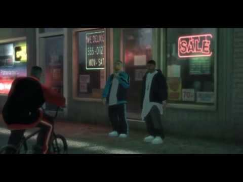 2Pac - Ghetto Gospel GTA IV Music Videos