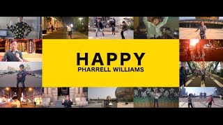 Happy - Pharrell Williams (We are from Hangzhou)