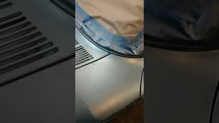 Fender fix on 1962 Buick Special turned into complete paint job - part 11