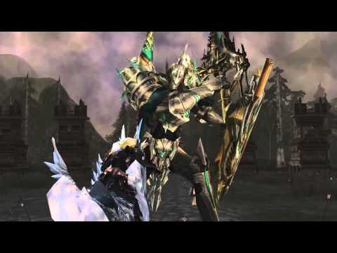 Lineage 2 Goddess of Destruction: Ixion