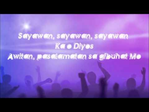 Sayawan, Awitan, Pasalamatan - Labaw Sa Tanan 2013 Album  Cebuano bisaya Praise And Worship video