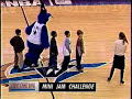 Funny Kids Best Dunk Contest at Washington Wizards Game Video
