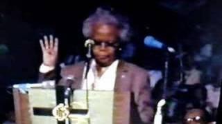 C.O.G.I.C. Mother Freddie J. Bell-