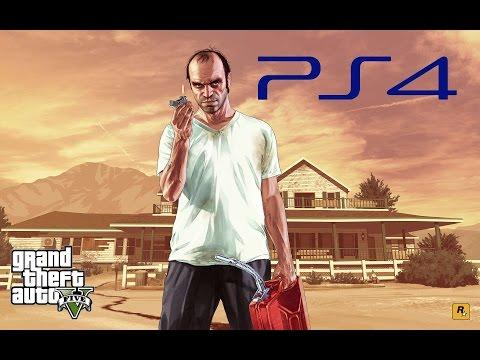 GTA V / GTA 5 PS4 / PC / Xbox One - Open world / Free roam gameplay