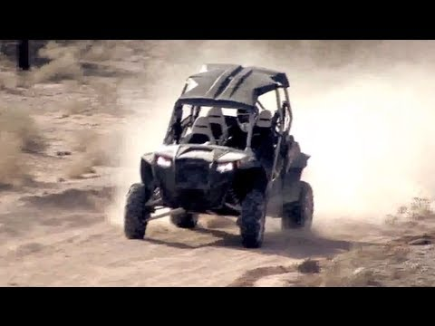 2012 Polaris Ranger RZR XP 4 900 UTV Review