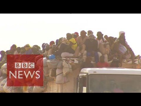 Migrant Crisis: This is where exodus begins - BBC News