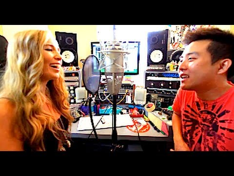 You and I - Lady Gaga (Lisa Lavie &#038; David Choi)