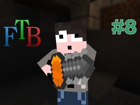 minecraft: feed the beast episode 8 tools!! youtube