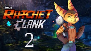 Cry Plays: Ratchet & Clank [P2]