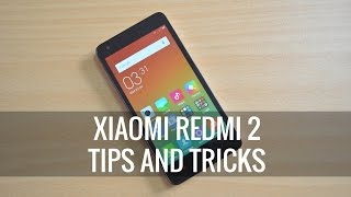 Xiaomi Redmi 2 Tips and Tricks | Techniqued