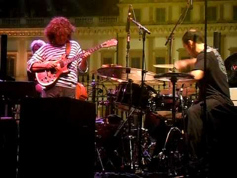 """pat metheny group """"Song for Bilbao"""" -monza 13/07/2010-"""