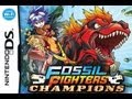 Click to watch video CGRundertow FOSSIL FIGHTERS: CHAMPIONS for Nintendo DS Video Game Review