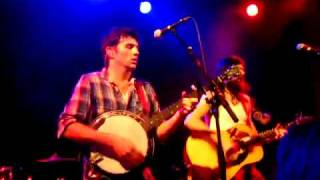 Watch Avett Brothers Paronia In B Major video