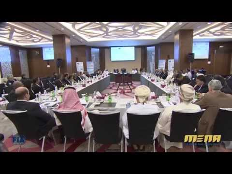 2015 KUWAIT FIA MENA MEETING DAY 1 HIGHLIGHTS